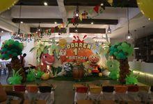 Birthday Party of Darren by Clique Kitchen & Bar