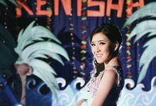 Sweet 17th Gown for Dear Kenisha by Deasy Marlina