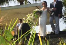 Christie & Tim Wedding by Khayangan Estate