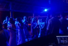 Weddings in Bali by Bali's Best Wedding Dj Services