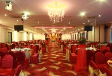 Thematic Weddings - Oriental by Hotel Re! @ Pearl's Hill