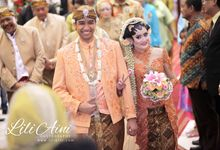 Wedding Reception Akbar & Devy by Lili Aini Photography