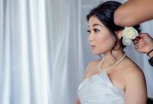 Richard and Christal Wedding by tomodachi photography
