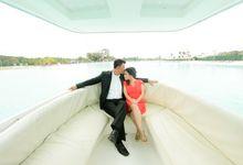 prewedding Yesi & Chatrine by venus photography