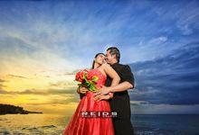 Prewedding by REIDS Photography
