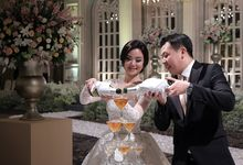 Gary & Sylvia by PRIVATE WEDDING ORGANIZER