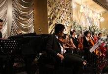 Wedding of Christ & Vinka by Hanny N Co Orchestra