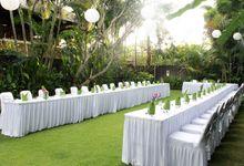 LEAH & JOEL WEDDING by Eden Hotel Catering