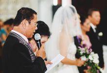 Sony & Stephannie Wedding by SoftArt Photography