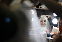 Wedding Nisa dan Iqbal by 3ha Photo