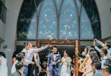 The Wedding of Wibi & Jessica by Varawedding