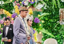 The Wedding of  Andyn & Agha by Voyage Entertainment