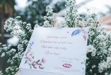 Bunga and Dea Wedding by Deisa Project