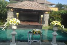 Private Wedding by Peppers Seminyak