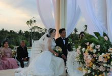 Claudia and Martin Wedding by Rumah Luwih Beach Resort