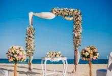Anke Wedding by Prama Sanur Beach Bali