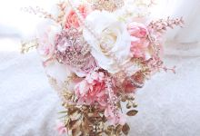 Pastel and Gold by Cup Of Love Design Studio