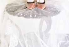 Irina & Rheginald Wedding  by Foraday Dream