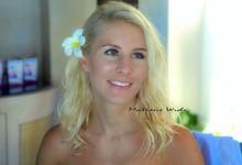 the wedding of Stefen & Rafaela by baliwidiwedding