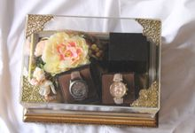 Albab wedding by hantaranku wedding box