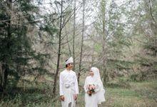Syana & Fahmi by Edzuan Sapuan Photography