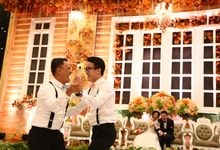 The Wedding of Jeffry & Selvia by FIVE Seasons WO
