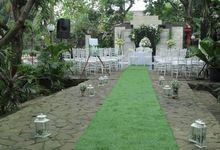 The Wedding of  Putri & Fahmi 18 February 2017 by Omah Kebon Bekasi