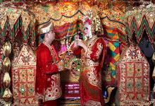 Wedding Cecen dan Thia by Calm Photography