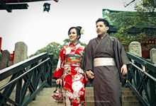 Wijaya & Fenny Japan Prewedding by ICLICKPhotograph