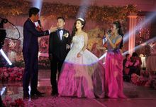 Wedding of Rinci and Renee by Hansen Zhang
