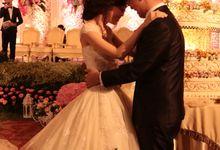 Sampoerna Strategic Square - Adit & Irene Wedding by Impressions Wedding Organizer