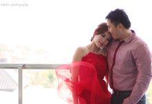 Melisa & Chris Sangjit by KOKORO MOTO