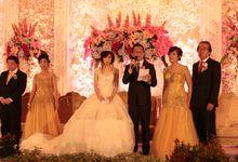 The Wedding of Aditya & Irene by Impressions Wedding Organizer