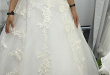Beautiful Bridal Gowns by Makeupwifstyle