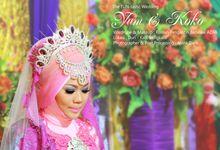 FUN-tastic Wedding Maria & Handoko by Alonk Darb Photography