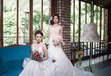 White Bride by Jolie Flowers