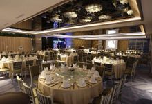Intimate Wedding at Vasa Grand Ballroom by Vasa Hotel Surabaya