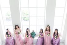 The Bridesmaids by MALVA Bridesmaids