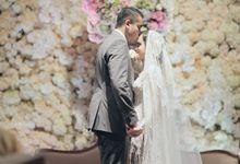 Saffana & Harish Wedding Ceremony by JAYSU Weddings by Jacky Suharto