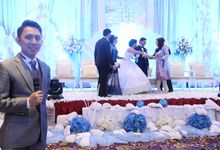 Wedding at manhattan hotel by X-Seven Entertainment