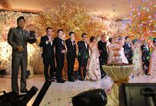 Wedding Party of Tommy & Hazel by Hansen Zhang
