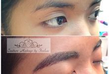 Semi Permanent makeup services by Couture Makeup by Fenluc