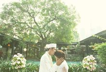 Wedding Manda & Lukman by morningguys