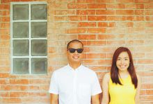 Prenuptial Photoshoots by Bene Javier Makeup Artistry and Hairstyling