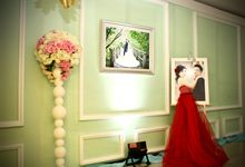 Warsito & Pauline by indodecor