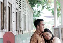 Prewedding - Chintia & Hidayat by ATMOSFER Pictures