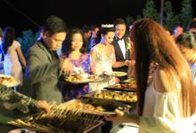 DANIEL & FIFY WEDDING by Eden Hotel Catering