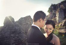 Enrico & Vera - The Pre Wedding by Marvello Photoworks