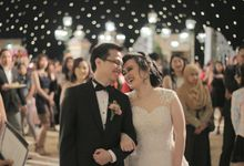 Monthy & Jessica by PRIVATE WEDDING ORGANIZER