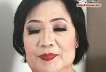 Makeup for Mom of the Bride and Sister of the Bride by Therecia Debby Makeupart